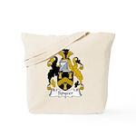 Spycer Family Crest Tote Bag