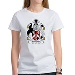 Sowerby Family Crest Women's T-Shirt