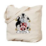 Sowerby Family Crest Tote Bag