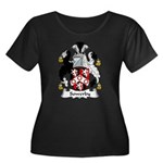 Sowerby Family Crest Women's Plus Size Scoop Neck