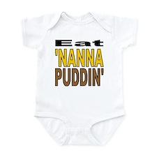 Eat Nanna Puddin Onesie