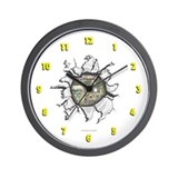 Geek... Wall Clock