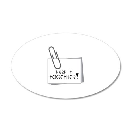 Keep It Together Wall Decal