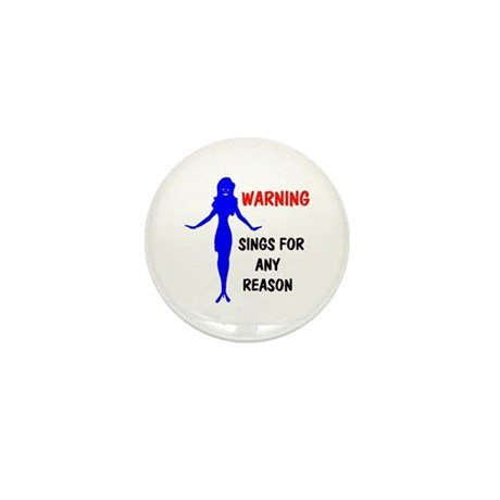 WILL SING Mini Button (10 pack)