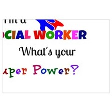 Social Worker Superhero