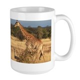 Giraffe on Mug
