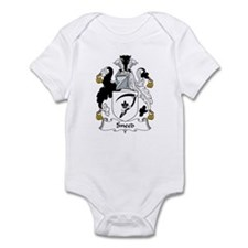 Sneed Family Crest Infant Bodysuit