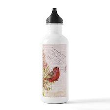Funny Vintage Water Bottle