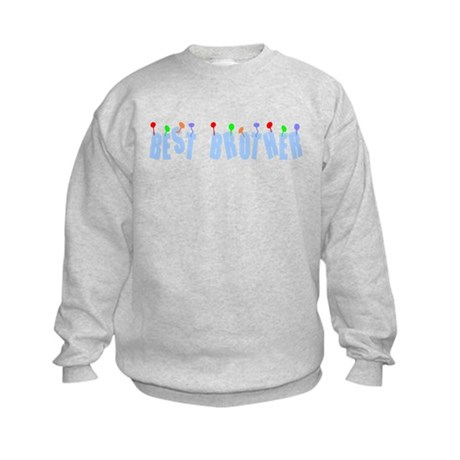 Best Brother Kids Sweatshirt