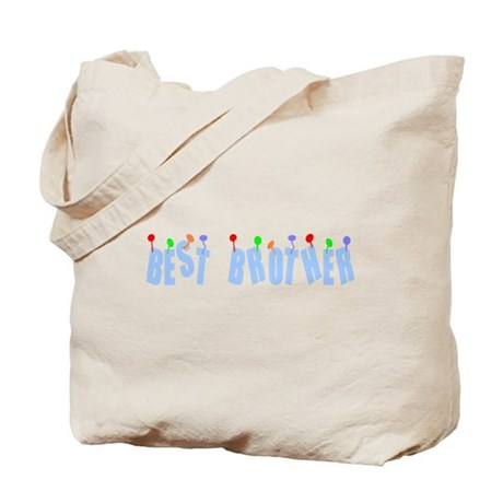 Best Brother Tote Bag