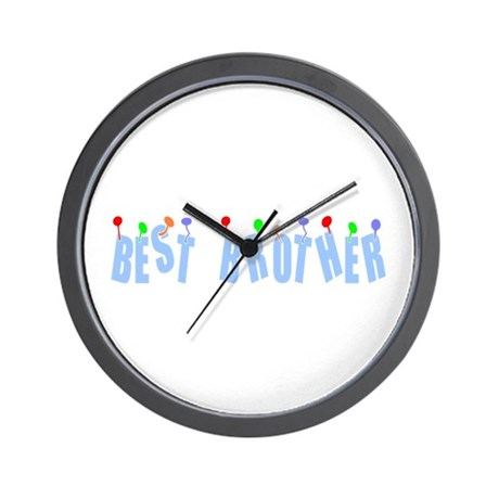 Best Brother Wall Clock