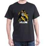 Slany Family Crest Dark T-Shirt