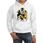 Slany Family Crest Hooded Sweatshirt
