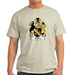 Slany Family Crest Light T-Shirt
