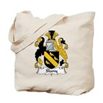 Slany Family Crest Tote Bag