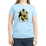 Slany Family Crest Women's Light T-Shirt