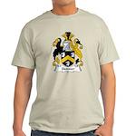 Skinner Family Crest Light T-Shirt