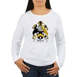Skinner Family Crest Women's Long Sleeve T-Shirt