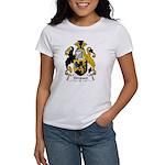 Simpson Family Crest Women's T-Shirt