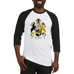 Simpson Family Crest Baseball Jersey
