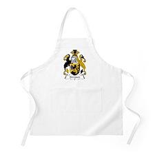 Simpson Family Crest BBQ Apron