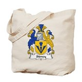 Sidney Family Crest Tote Bag