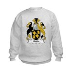 Shield Family Crest Kids Sweatshirt
