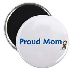 Proud Mom (Autism) Magnet
