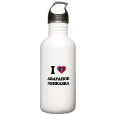 I love Arapahoe Nebras Water Bottle