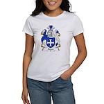 Segar Family Crest Women's T-Shirt