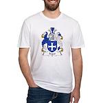 Segar Family Crest Fitted T-Shirt