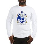 Segar Family Crest Long Sleeve T-Shirt