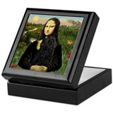 Mona Lisa (new) & Puli Keepsake Box