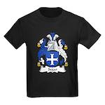 Segar Family Crest Kids Dark T-Shirt