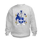 Segar Family Crest Kids Sweatshirt
