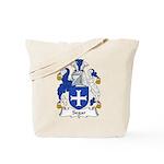 Segar Family Crest Tote Bag