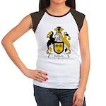 Seddon Family Crest  Women's Cap Sleeve T-Shirt