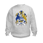Seaman Family Crest Kids Sweatshirt