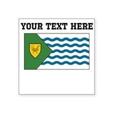 Custom Vancouver Flag Sticker