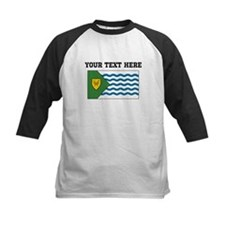 Custom Vancouver Flag Baseball Jersey