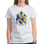 Scroope Family Crest Women's T-Shirt