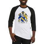 Scroope Family Crest Baseball Jersey