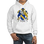 Scroope Family Crest Hooded Sweatshirt