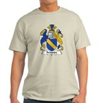 Scroope Family Crest Light T-Shirt