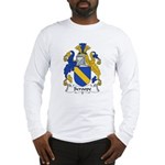Scroope Family Crest Long Sleeve T-Shirt