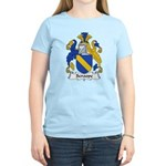 Scroope Family Crest Women's Light T-Shirt