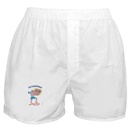 HONOR THY CAT! Boxer Shorts