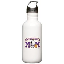 Snoopy Basketball Mom Water Bottle