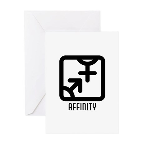 Affinity : Both Greeting Card