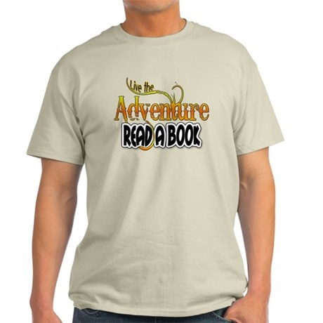 Reading Adventure Light T-Shirt